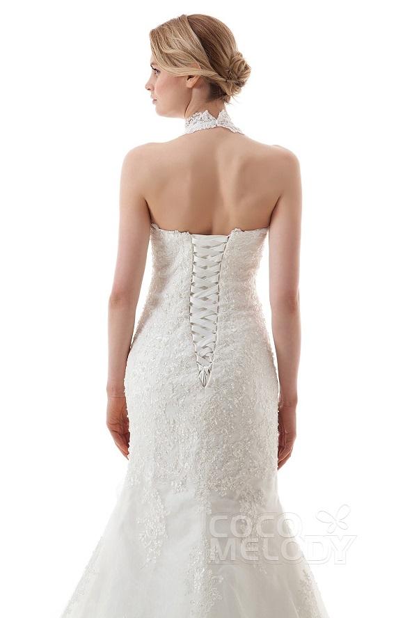 Brautkleid mit Korsett
