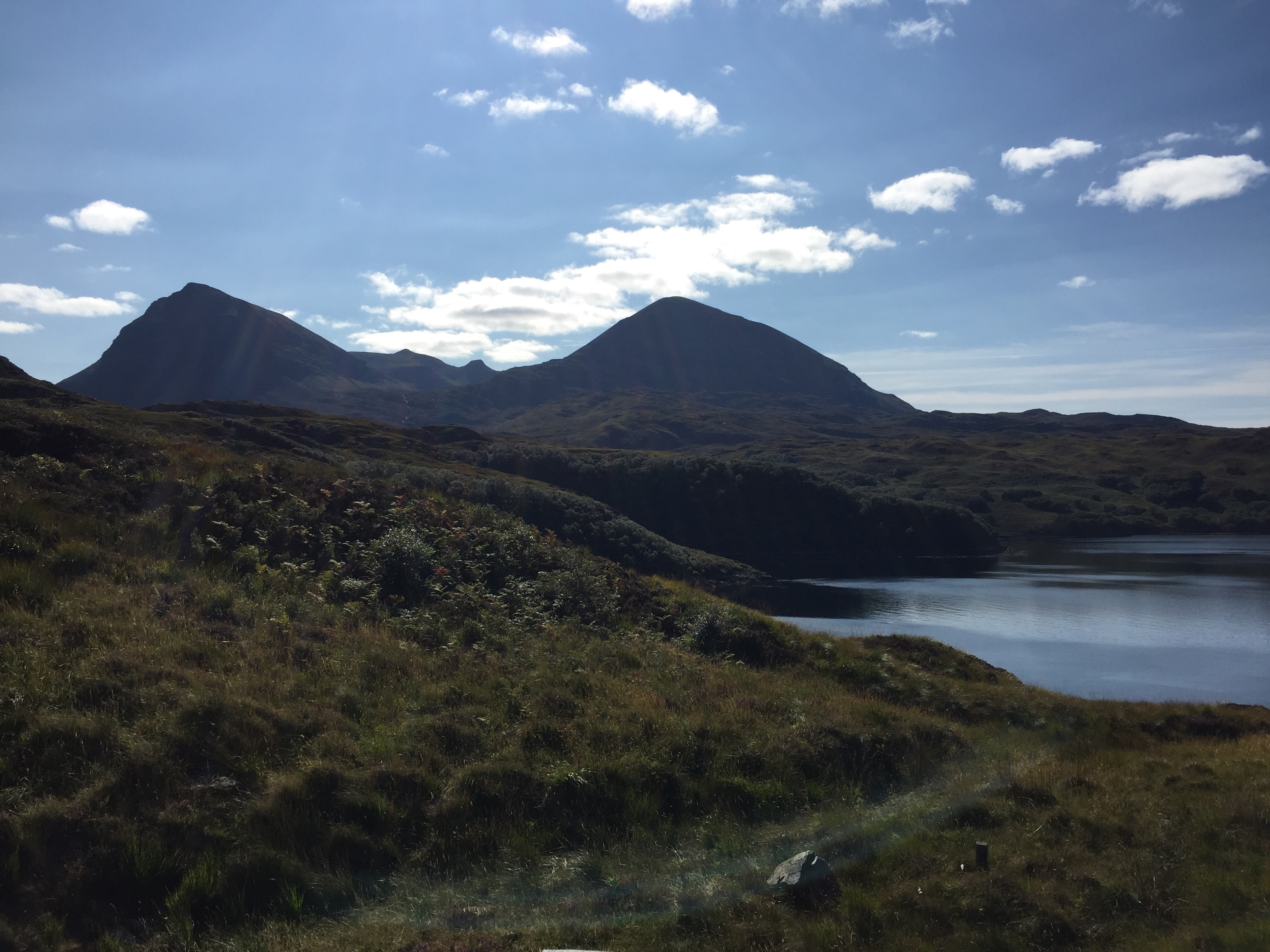 the ultimate view of Quinag