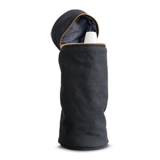Bottle bag black
