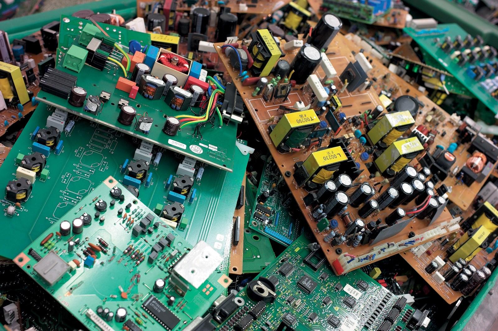 Elektroniikkaromun Kierrätys
