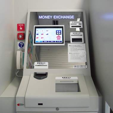 ATM & Currency Exchange