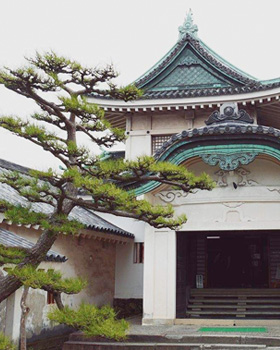 Wakayama City: the Castle Town