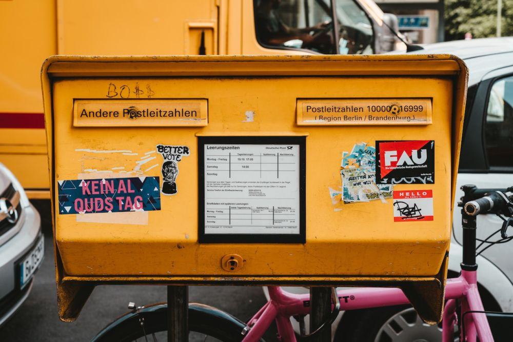 german post