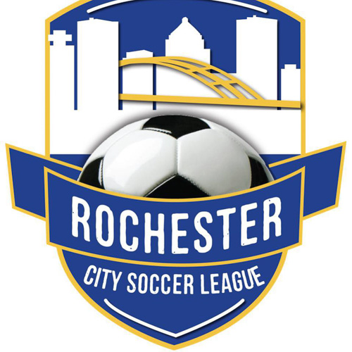 Rochester City Soccer League Logo