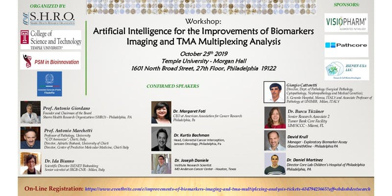 ISENET TMA Workshop 2019 Poster