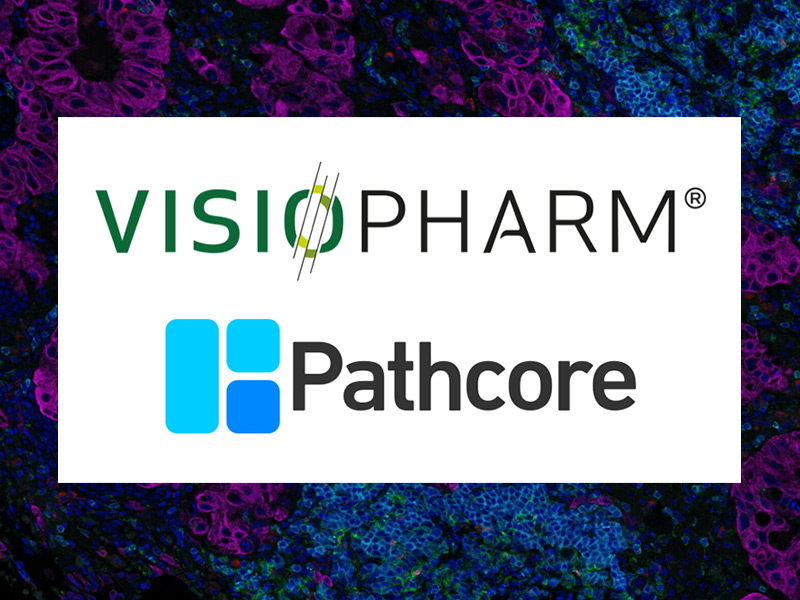 Pathcore Partners with Visiopharm