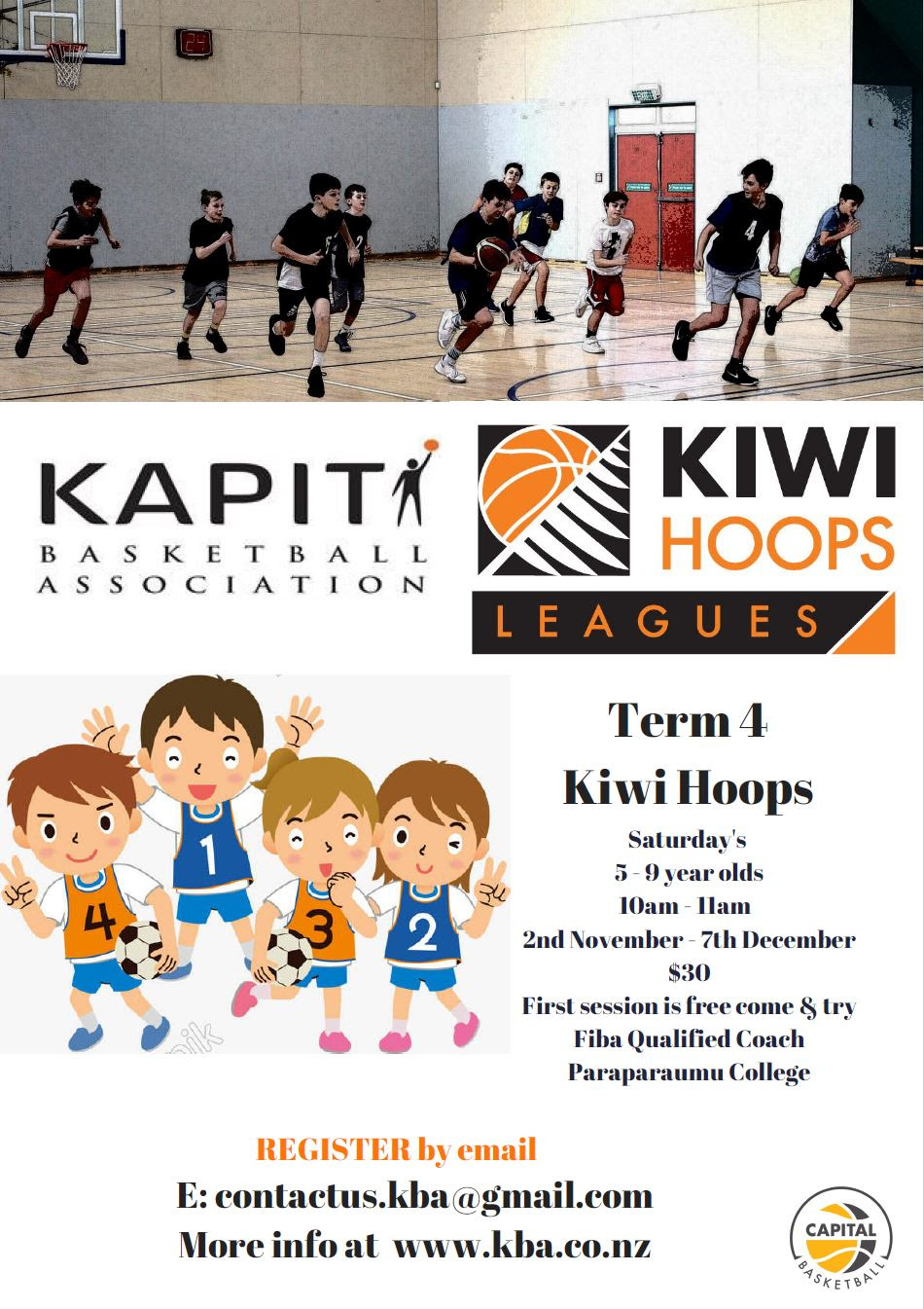 kiwihoops term4 2019