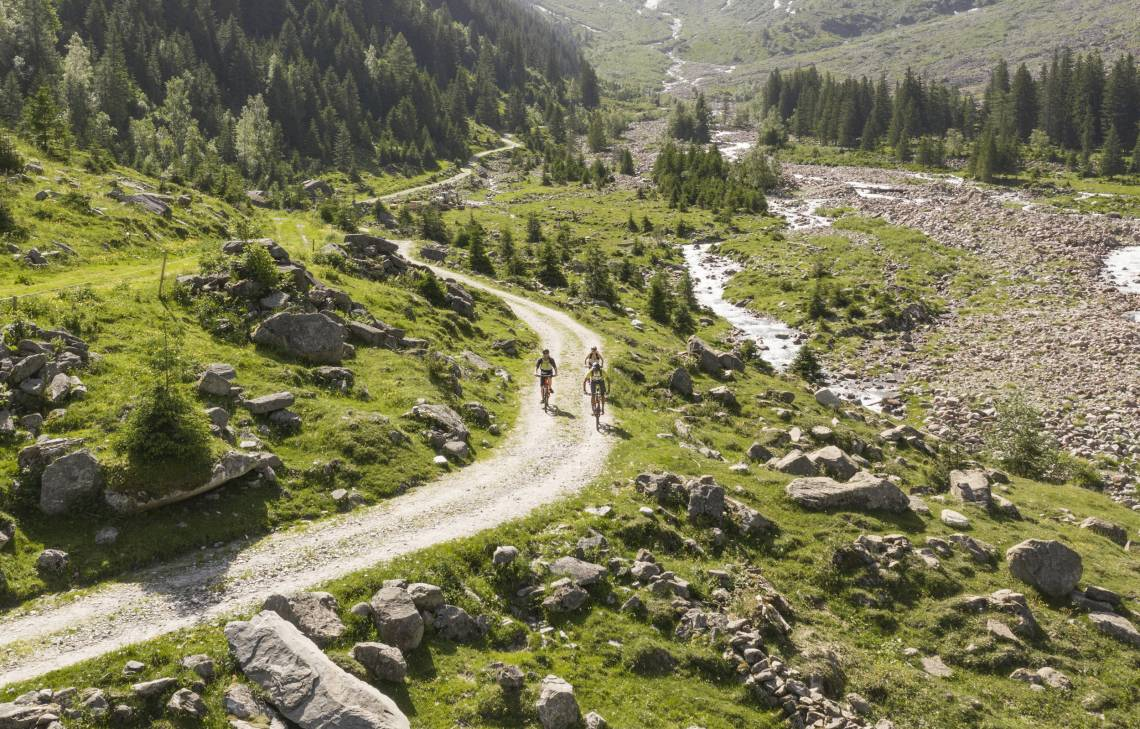 guided biketour-Stilluptal