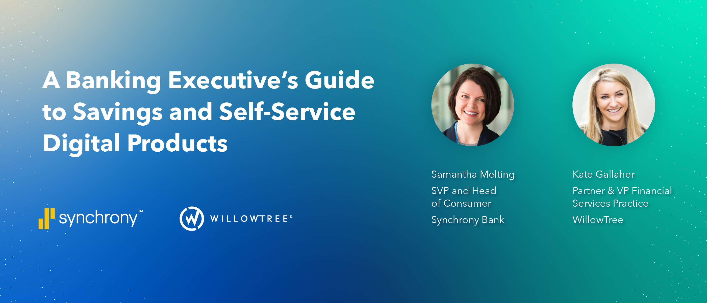 A Banking Executive's Guide to Savings and Self-Service Digital Products