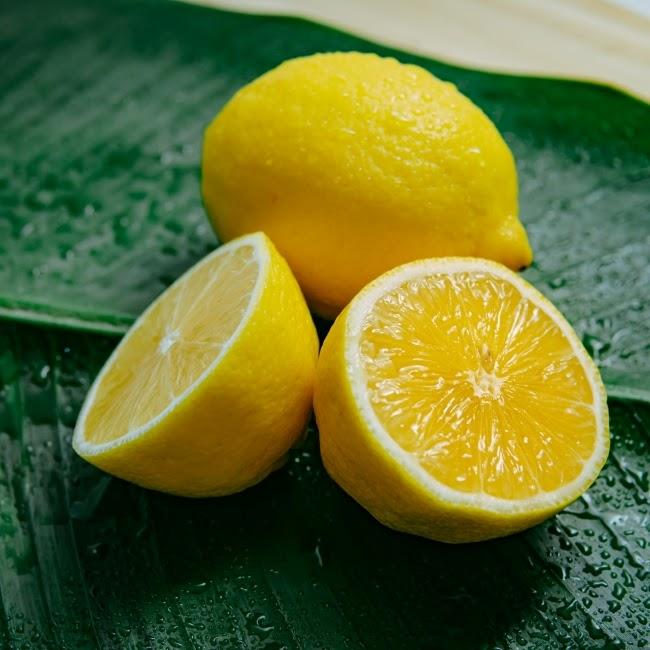 Lemon hair scrub dandruff home remedy
