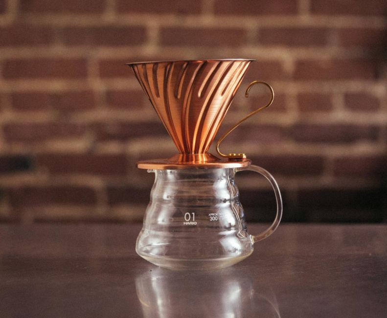 Brew With Hario V60 Stumptown Coffee Roasters