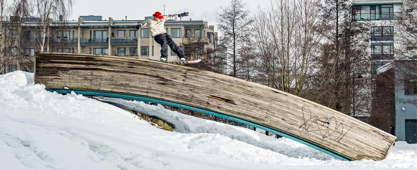 Teamwork: Helsinki