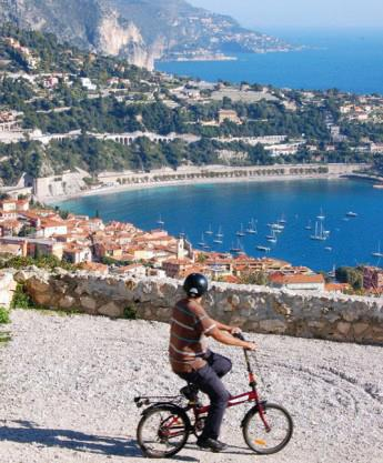 E-Bike Tour - French Riviera
