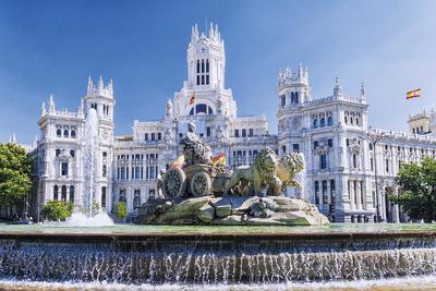 Majestic Madrid & The Golden Age Walk