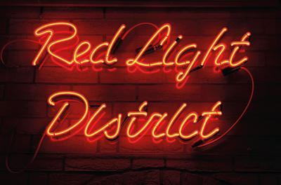 Red Light District Walking Tour