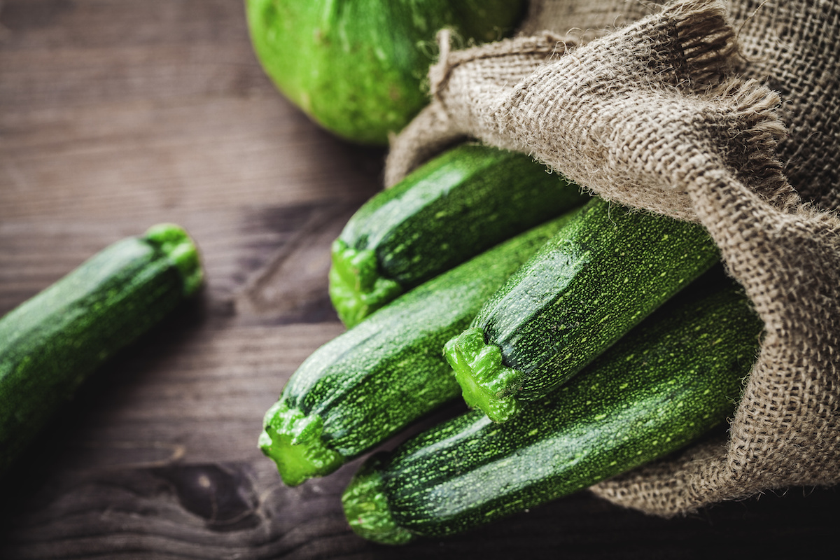 What's the Difference Between Cucumbers and Zucchini? - 2019
