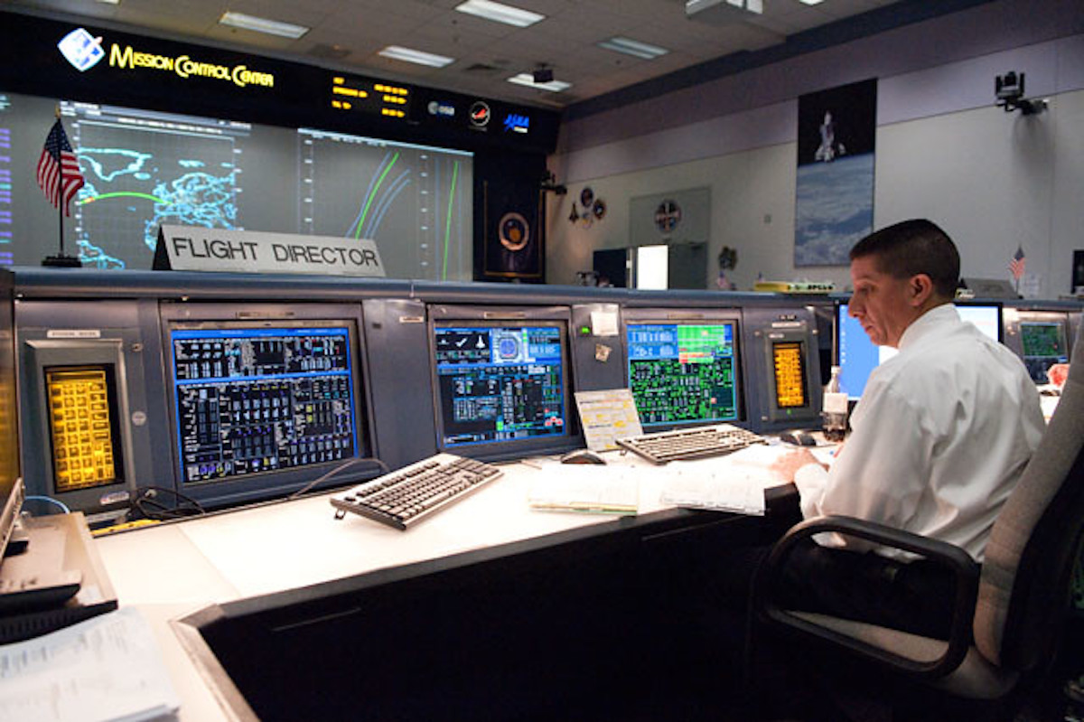 What Is CAPCOM? Learn How Astronauts Communicate With