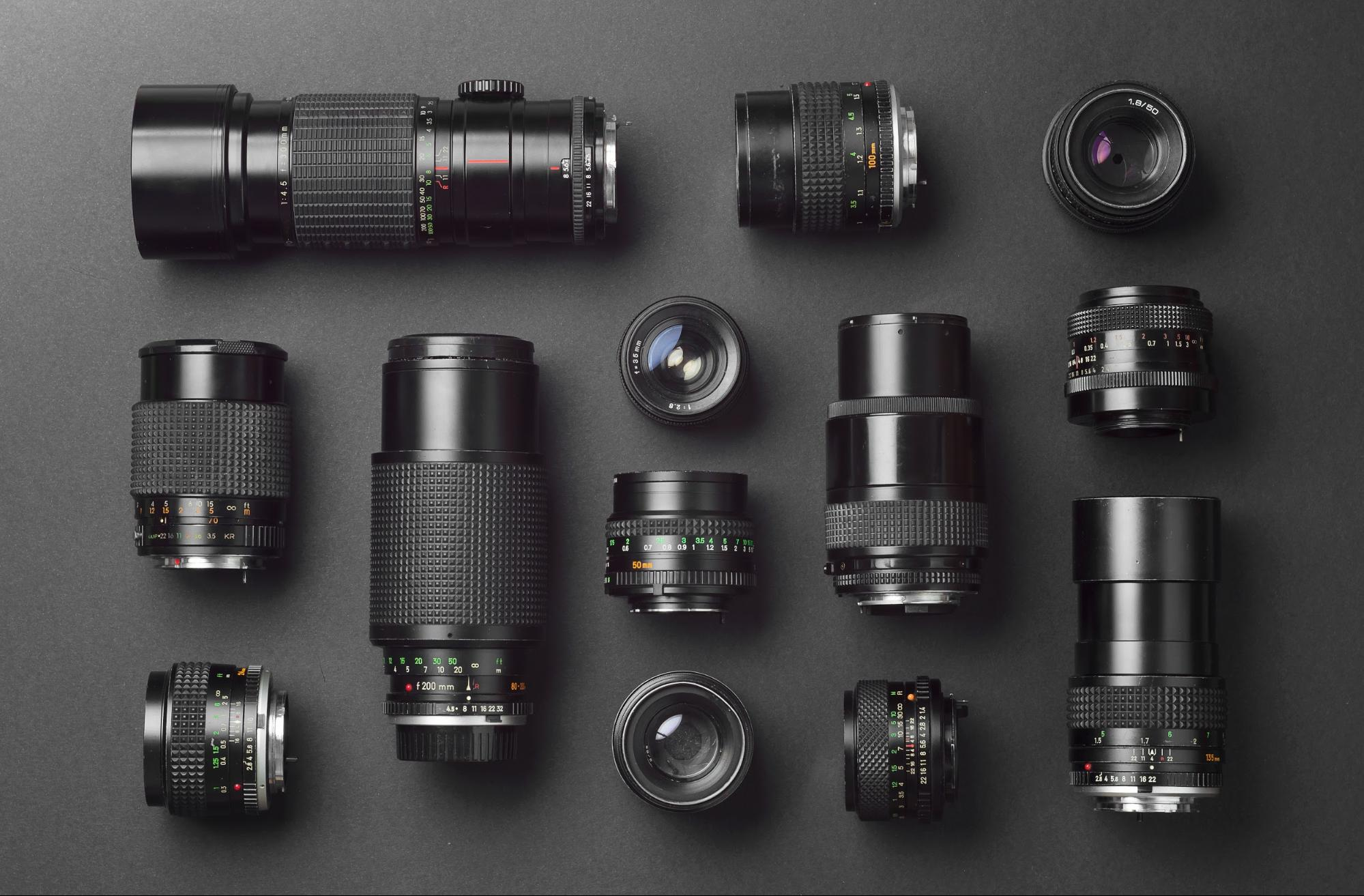 Photography 101: Understanding Camera Lenses Basics - 2019