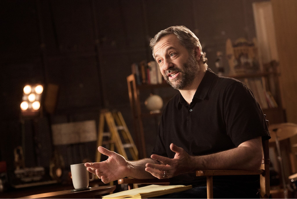 How to Write Stand-Up Comedy: 10 Tips From Judd Apatow (with Video)