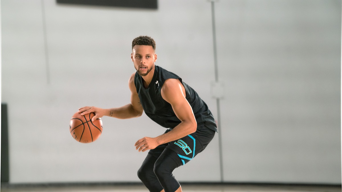 Learn About Ball Screens in Basketball: Steph Curry's 7 Tips