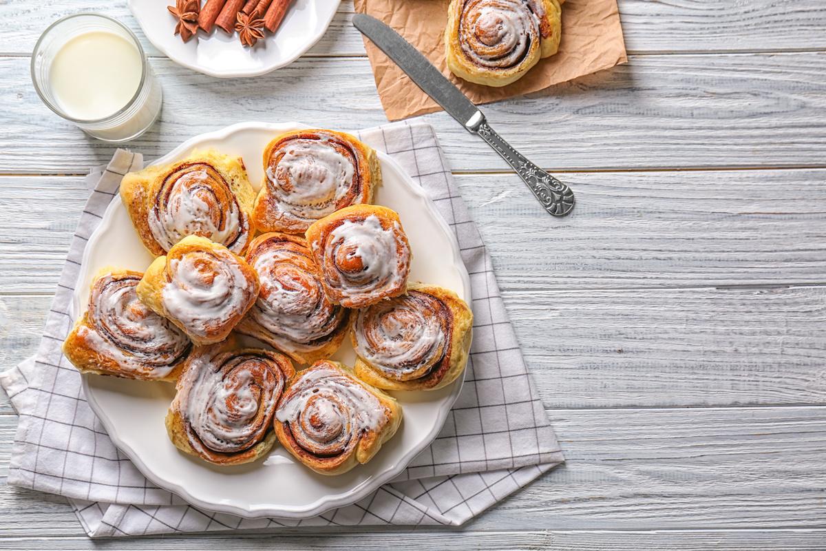 Easy Homemade Cinnamon Roll Recipe, Plus 8 Cinnamon Roll Variations