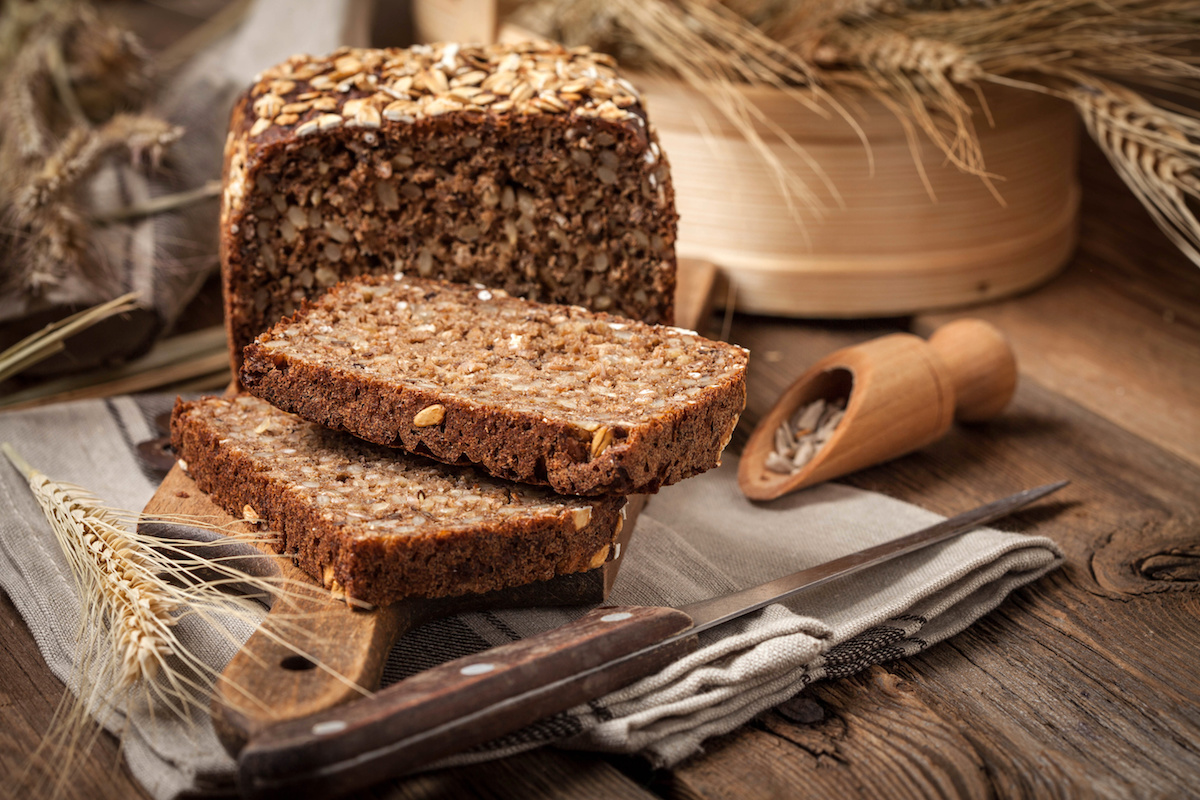 How To Make Homemade Rye Bread Easy Rye Bread Recipe And 8