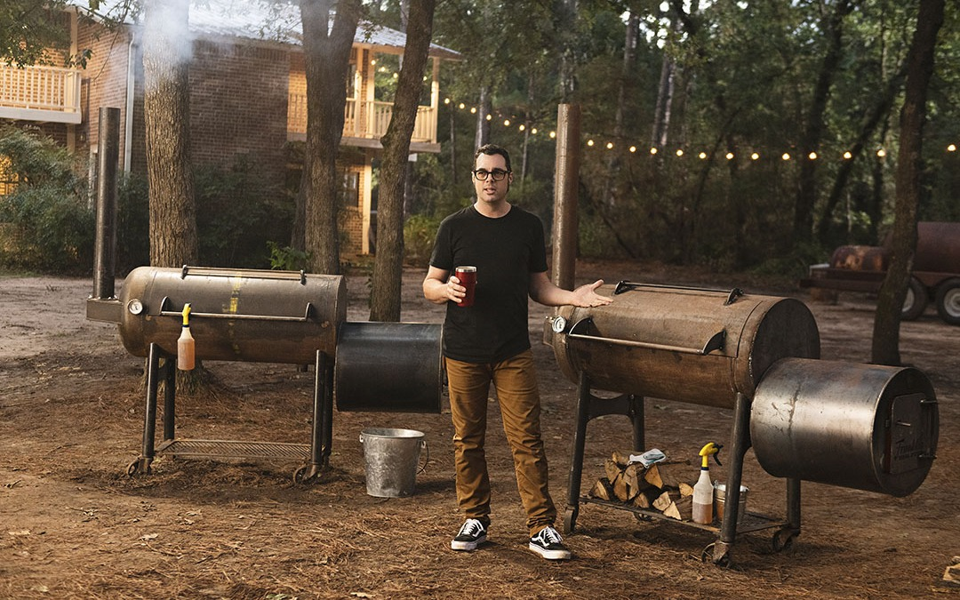 Barbecue Pitmaster Aaron Franklin's Top 7 Tips for Making Barbeque