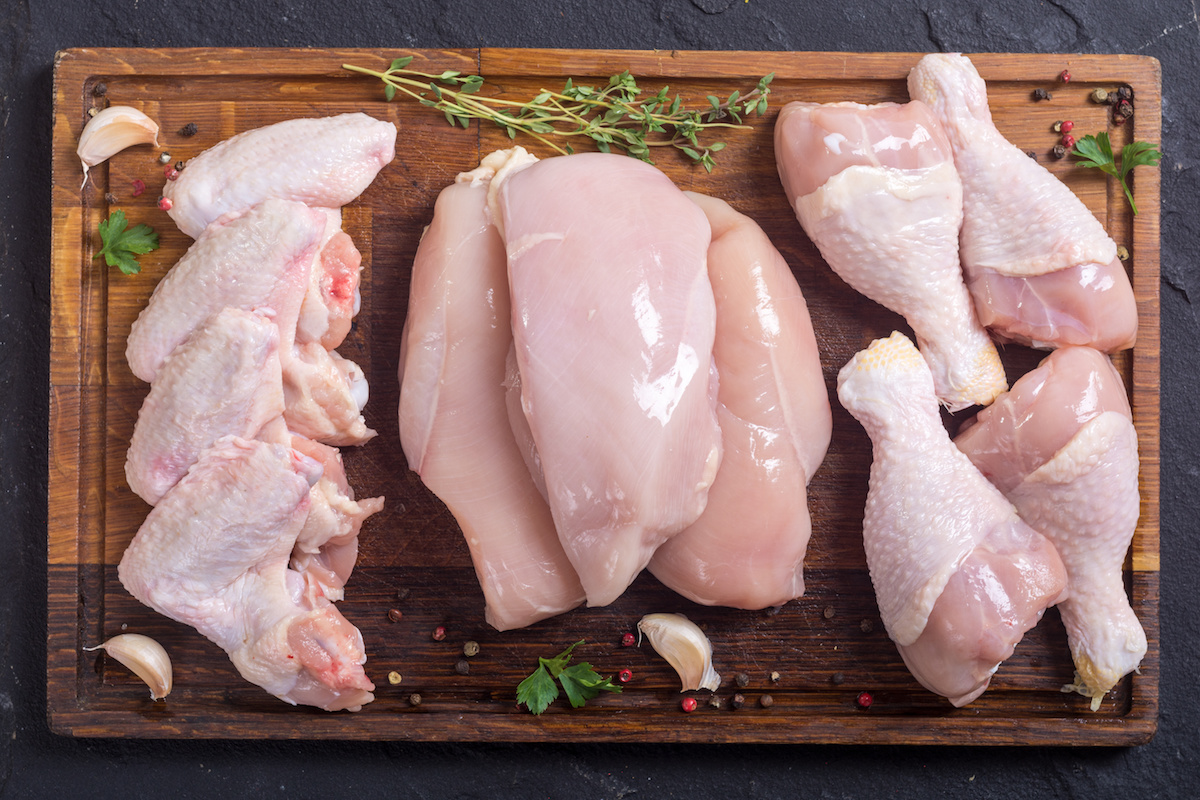 All The Different Cuts Of Chicken Learn How To Use Each Part Of The Chicken 2021 Masterclass