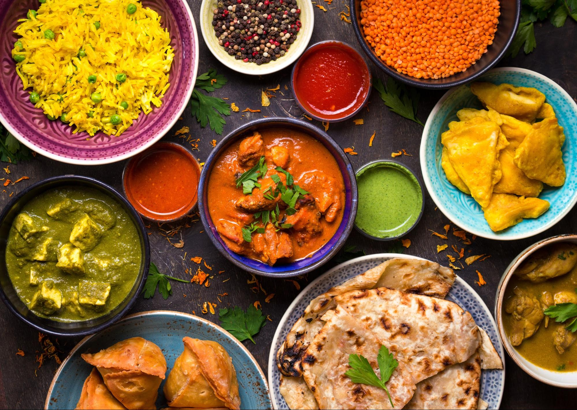 A Comprehensive Guide to Indian Cuisine: List of Popular Indian Dishes by  Region and Type - 2020 - MasterClass