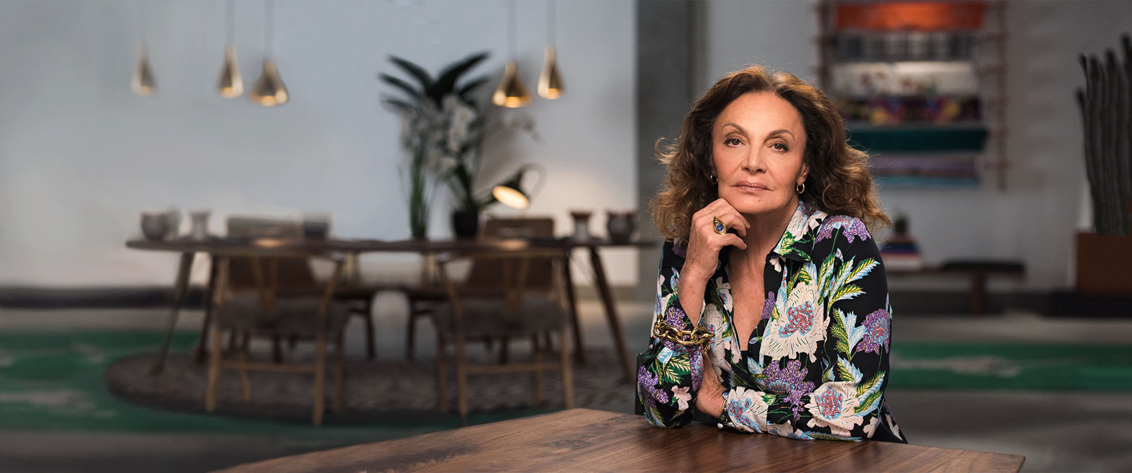 d4befe32c When it comes to establishing a strong brand identity, it's hard to think  of a better example than Diane Von Furstenberg, who created her eponymous  ...
