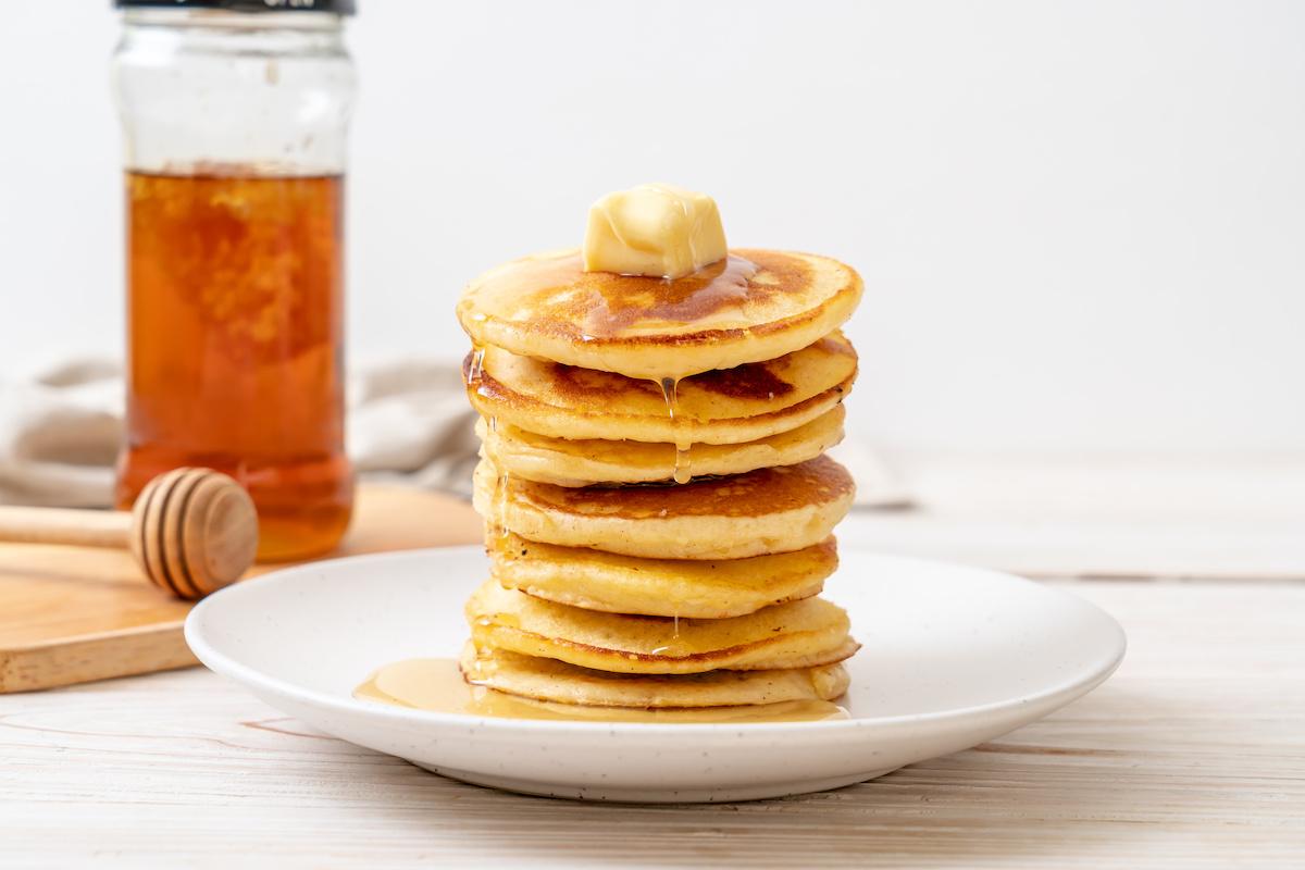 Easy Pancakes Recipe: Make Fluffy Homemade Pancakes