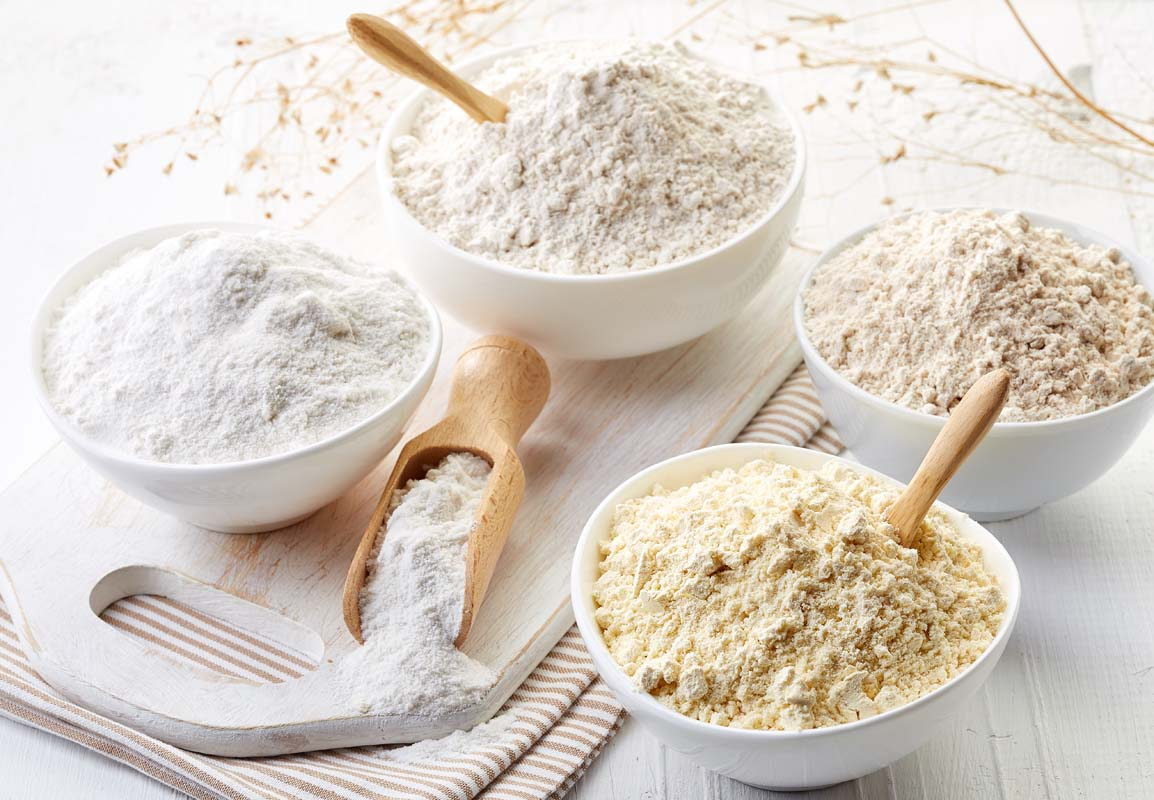 A Culinary Guide to Flour Types: Difference Between Unbleached and ...