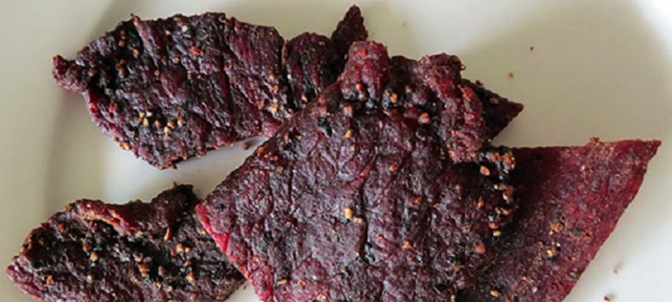 Make Your Own Beef Jerky from Scratch