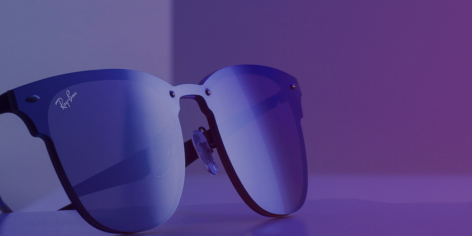 a8ab020ee7eb7 Ray-Ban site redesign. Ray-Ban