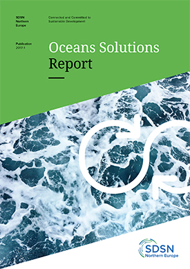 SDSN NE Ocean Solutions Report Cover