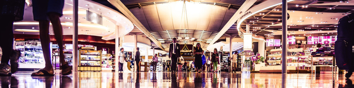 The Top 11 Best Airports for Shopping in the World