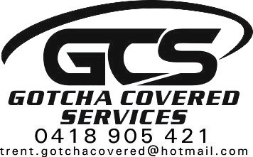 Logo for Gotcha Covered Services