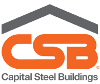 Logo for Capital Steel Buildings Gympie