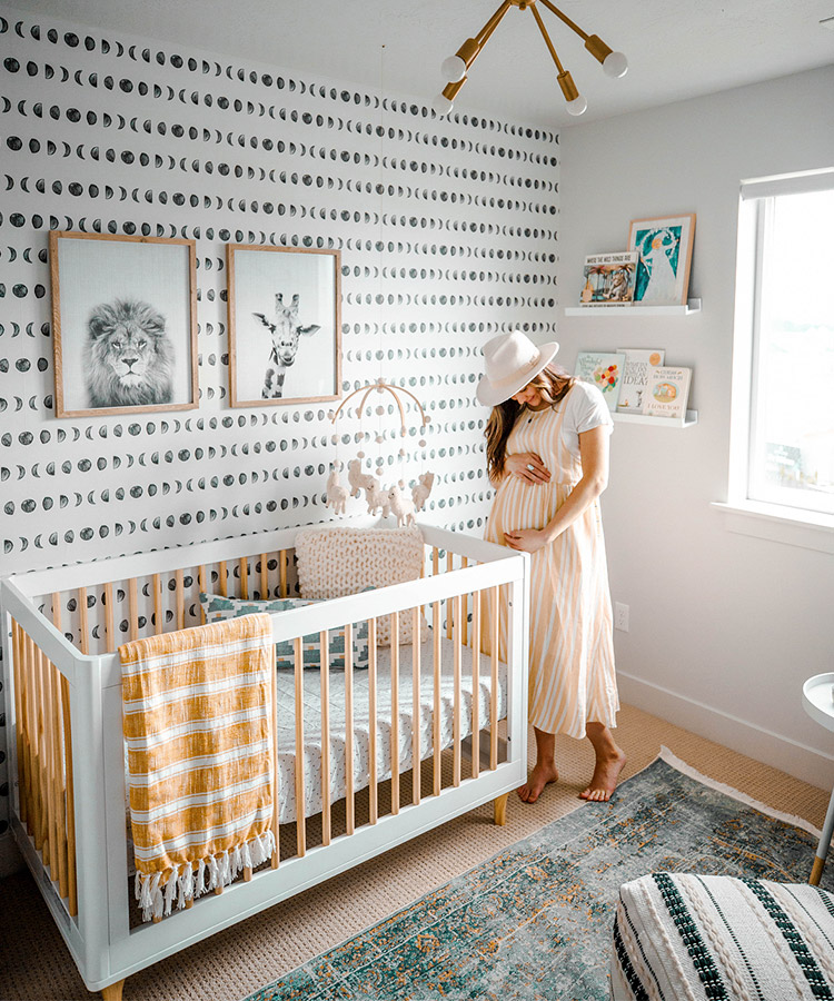 5 Gorgeous Gender-Neutral Nurseries