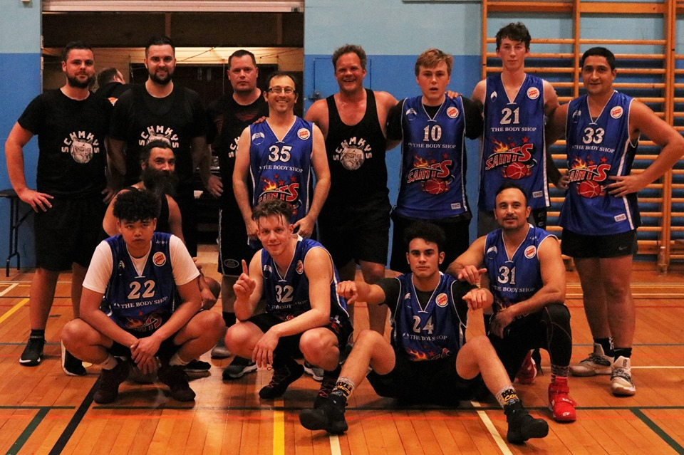 HCK Winter SL Finals 2019 Kapiti Pak'n Save Saints and Schmokeys