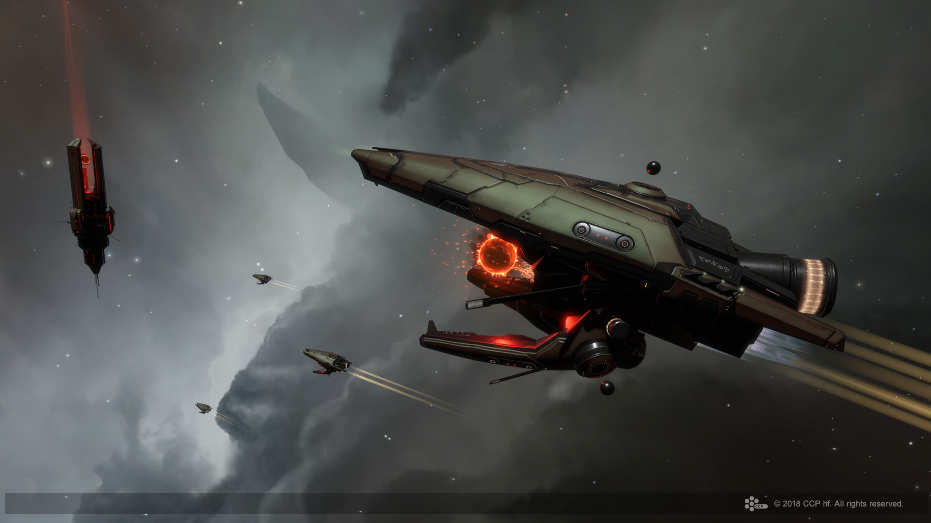 Patch Notes For EVE Online: Into The Abyss