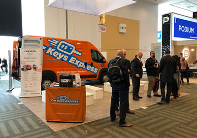"Car Keys Express to Showcase ""EZ Kits"" at NADA 2019."