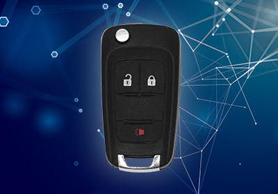 Car Keys Express Launches Universal Aftermarket General Motors Flip Key