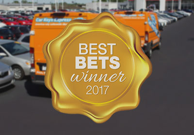 Car Keys Express Wins Listing as one of 2017 Kentucky Best Bets .
