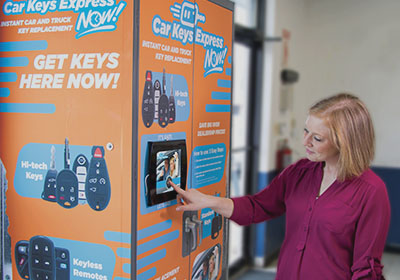 Car Keys Express Unlocks Multibillion-Dollar Opportunity for Retailers