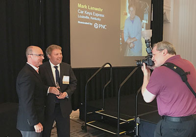 EY announces Mark Lanwehr, Founder of Car Keys Express Entrepreneur Of The Year® 2017 Award regional finalist