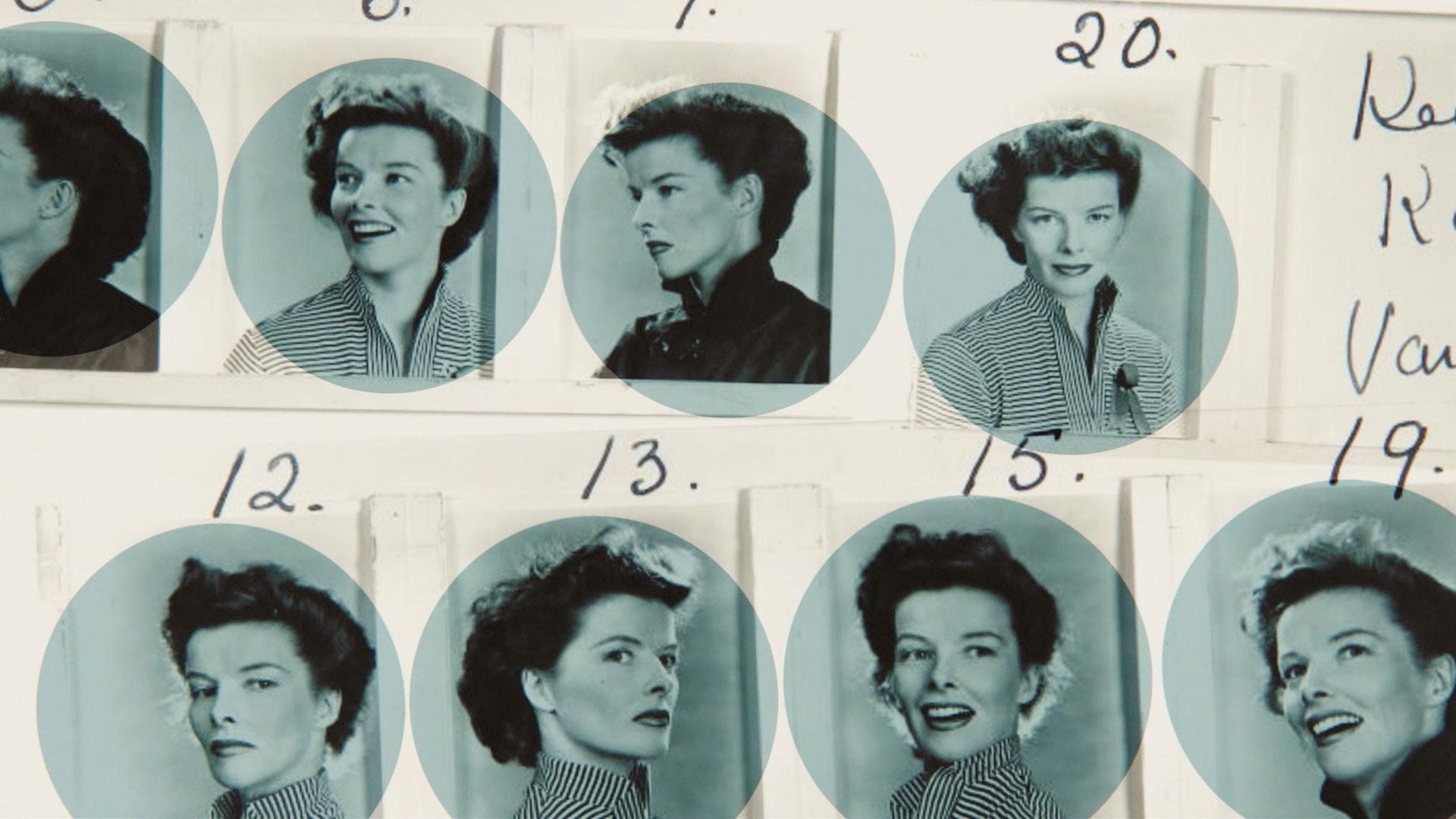 Katharine Hepburn 95