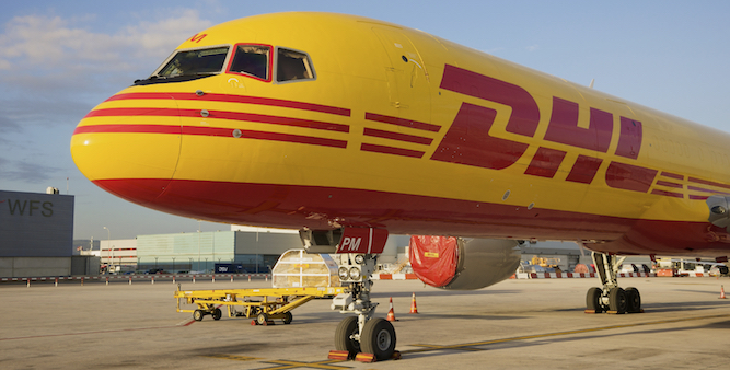 who founded dhl