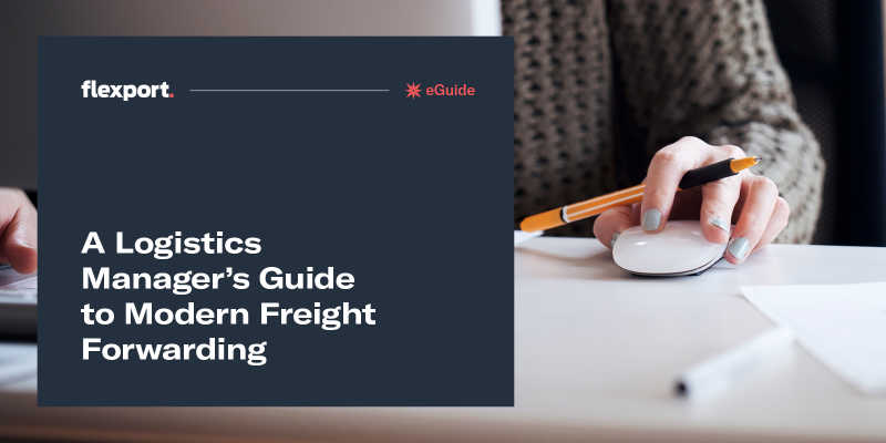 A Logistics Manager's Guide to Freight Forwarding