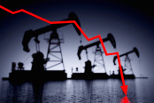 Oil prices collapse